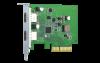 QXP-10G2U3A USB 3.2 Gen 2 擴充卡