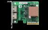 QXG-2G2T-I225 2.5 GbE 雙埠網路擴充卡