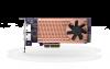 QM2-2P2G2T M.2 SSD / 2.5GbE PCIe 擴充卡