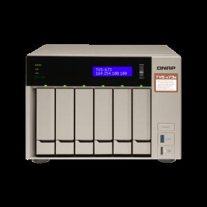 TVS-673e-8G