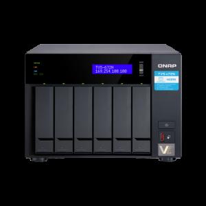 TVS-672N-i3-4G 6-Bay NAS