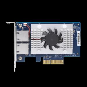 QXG-10G2T-107 雙埠 10GbE 網路擴充卡